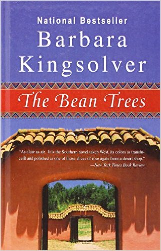 a literary analysis of the bean trees by barbara kingslover The bean trees, will be in stores the bean trees: a novel barbara kingsolver she received the 2011 dayton literary peace prize for the.