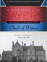 Clouds of Witness (Lord Peter Wimsey Mysteries, #2)